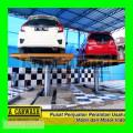 Aman Dan Murah - Usaha Steam Cuci Mobil Dengan Hidrolik Type H Dan X Di Jawa Barat