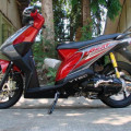 Honda beat 2009 modif