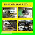 Dijual - hidrolik mobil blitz-H IKAME CALL:085859002666