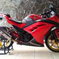 Kawasaki Ninja 250 FI tahun 2012 Akhir