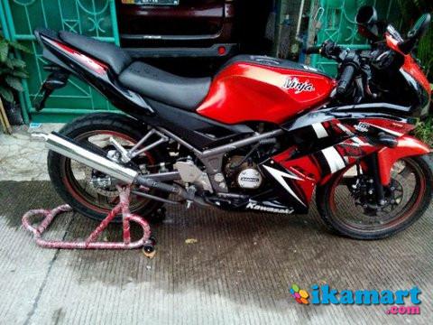 Ninja Rr Se 2014 Pajak Puanjang Motor Bekas Kawasaki Ninja 150 Rr