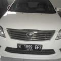 dijual Toyota Kijang Innova G 2012 Putih Manual