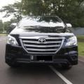 Toyota Kijang Innova E 2014 Automatic