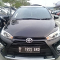 2017 TOYOTA YARIS ALL NEW S TRD SPORTIVO HEYKERS