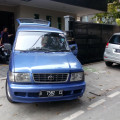 Dijual Toyota Kijang Super LF 82 Long Diesel Thn. 2000
