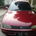 Sedan Corolla automatic thn 1993 tipe AE great 1600 cc