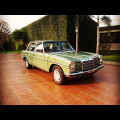 Mercedes-Benz 280 W114 1975 MINT CONDITION ANTIK