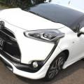 Toyota Sienta Type Q Automatic 2016 Putih ISTIMEWA