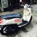 Dijual cepat Honda Scoopy Fi Remote 2015 Bln 1