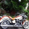honda shadow ace 750 cc special edition, semua ORI tahun 2000