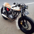 cafe racer mesin tiger 2003