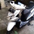 Honda Beat 110cc PGM-Fi Tahun 2014 Warna Putih