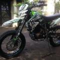 Dijual kawasaki d-tracker 150cc