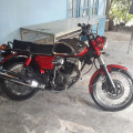 CB Dream.  Mesin Tiger.  196CC.