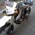 Kawasaki D-Tracker X Malang 2012