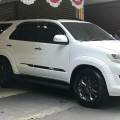 Toyota Fortuner 2.5 G DSL VNT TRD Th 15 AT