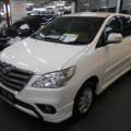 Toyota Innova G A-T Luxury Gasoline 2014