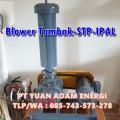 Jual Root Blower - Untuk STP, IPAL & Tambak