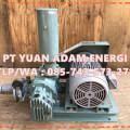 Jual Root Blower 2 INCH Motor 2.2KW- Untuk STP, IPAL & Tambak