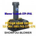 Root Blower Tsurumi - Untuk kolam Aerasi IPAL