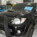 LELANG Toyota Hilux Double Cabin 4Wd 2010 Rp.80jt manual solar