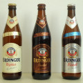 Beer Erdinger Crystal Clear Botol