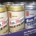 Beer San Mig Light Kaleng