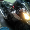 Dijual Motor Honda All New CBR 150CC Th. 2014