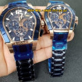 Aigner Couple Palermo 675432 Chrono BLURG