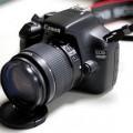 Kamera Canon Eos 1100d + Lensa Kit 18-55mm