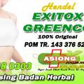 WA 0822 2828 0303 Jual Hendel Exitox Greenco Asli Di Jogja