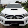 Toyota All New Hilux 2.5 G MT 4X4 2014