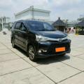 Toyota Avanza Veloz 1.5 AT 2016 Black