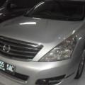 Nissan Teanna 2.5 NA Silver 2010