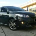 Toyota Yaris 1.5 S TRD Sportivo AT 2015 Black