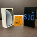 JUAL Samsung s10 plus dan apple iphone xr bm