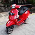 Vespa Primavera 2015 3V Merah
