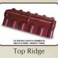Top Ridge ROYAL®Roof / Nok Royal Roof / Wuwung Royal Roof / Atap UPVC