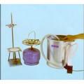 Cooling System, Butae Field Heater, Bunsen Burner, Statif, Tripod Stand, Asbestos Wire Gauze
