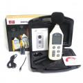 Sound Level Meter Data Logger Benetech GM1356 range: 30~130 dBA & 35~130 dBC