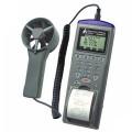 Jual Anemometer AZ Instrument 9871 with Printer call 082124100046