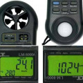 JUAL MURAH Anemometer Lutron AM-8000A 4 in 1  // CALL 082124100046