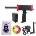 JUAL Black Hawk GR-100 mini 30M Metal detector gold laser scanning portable