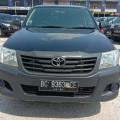Toyota Hilux Sc Diesel 2015