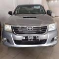 Toyota Hilux DC E 2015