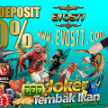 EVOS77 AGEN MASTER BETTING ONLINE