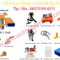 hidrolik cuci mobil paket 1 SCN 30
