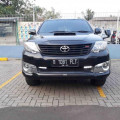 Fortuner VNT Diesel AT TRD Spt baru No Riba 2014