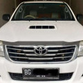 bekas Toyota Hilux E 2012