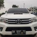Toyota Hilux g 4x4 2016
